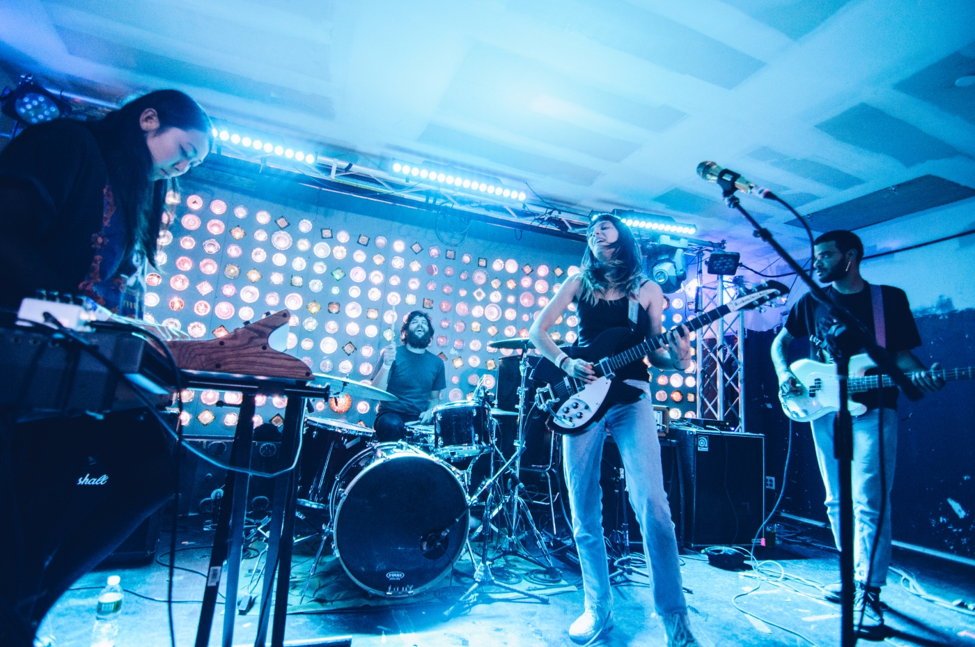 Cherry Glazerr Previews Apocalipstick At Baby S All Right